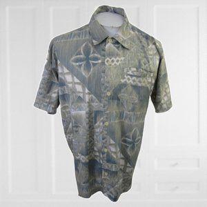 Hurley 999 vintage Men Hawaiian shirt M camp